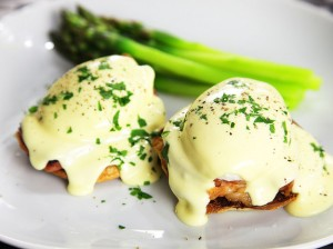 Eggs Benedict - Yolanda