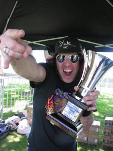 Heavy Metal HOT Sauce Winner