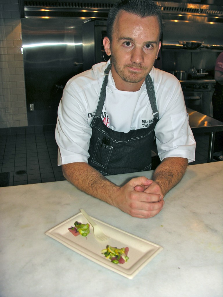 Mike Backouris, C.E.C., Chef Instructor
