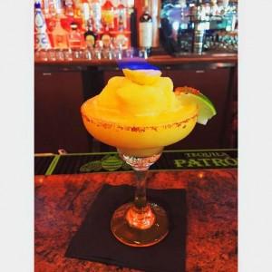 Classic Flaming Margarita